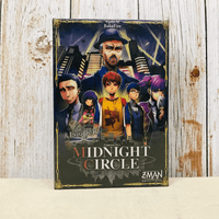 Tragedy Looper:Midnight Circle (EXPANSION FOR: TRAGEDY LOOPER) Board Game บอร์ดเกม