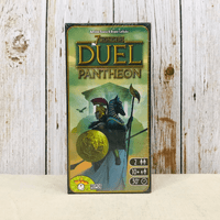 7 Wonders Duel: Pantheon Board Game บอร์ดเกม