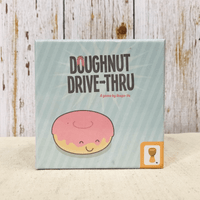 Doughnut Drive-Thru Board Game บอร์ดเกม