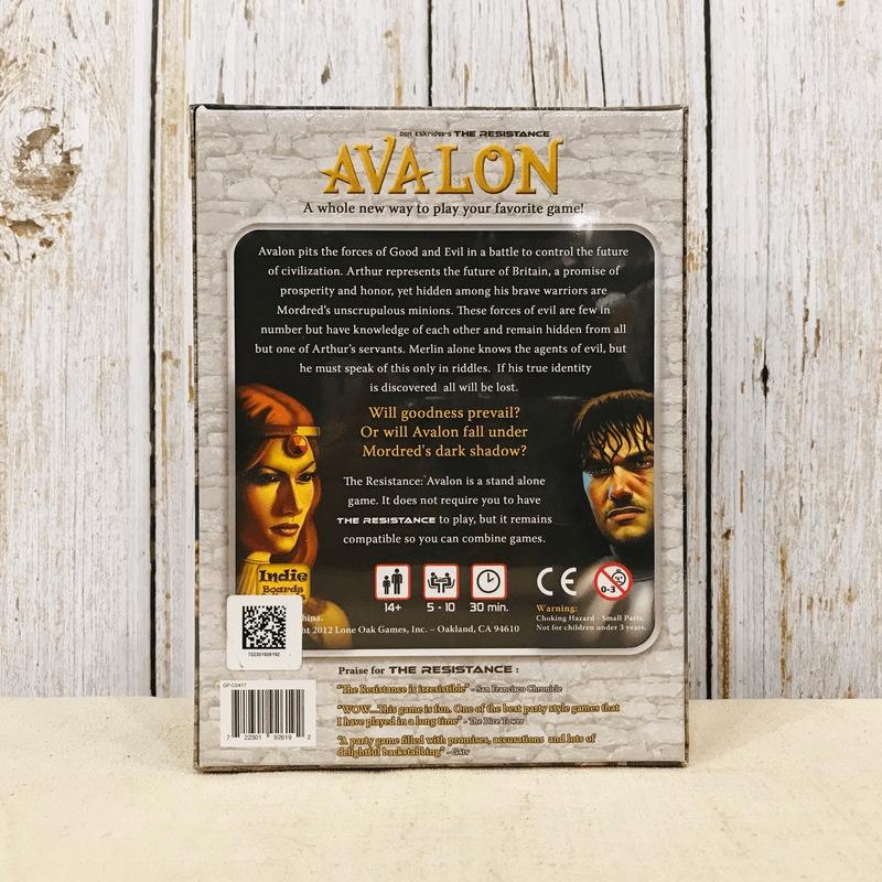 Avalon อวาลอน Board Game บอร์ดเกม