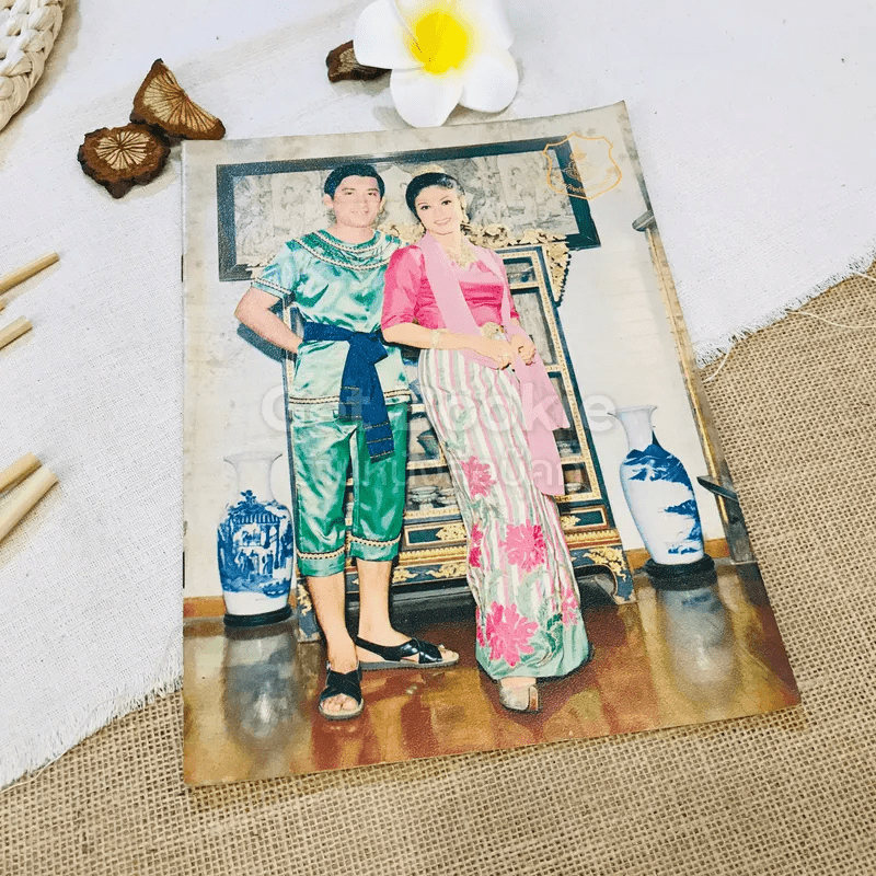 การแสดง สดุดีวีรสตรีไทย และ ละครเรื่องนันทาเทวี สมเด็จพระนางเจ้าสิริกิติ์ พระบรมราชินีนาถ