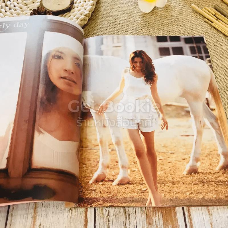 In Magazine แอฟ ทักษอร