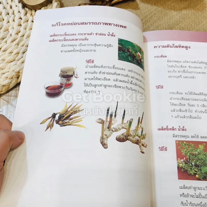 อาหารบำบัดโรค - เฒ่าไม้แห้ง