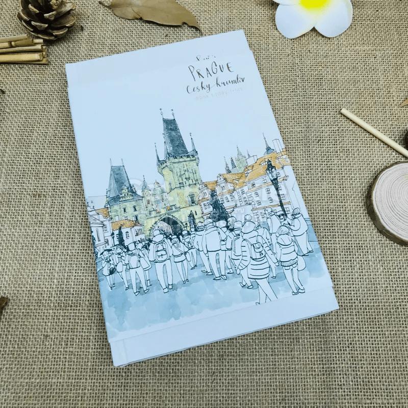Prague Book 1 (day 1-14)