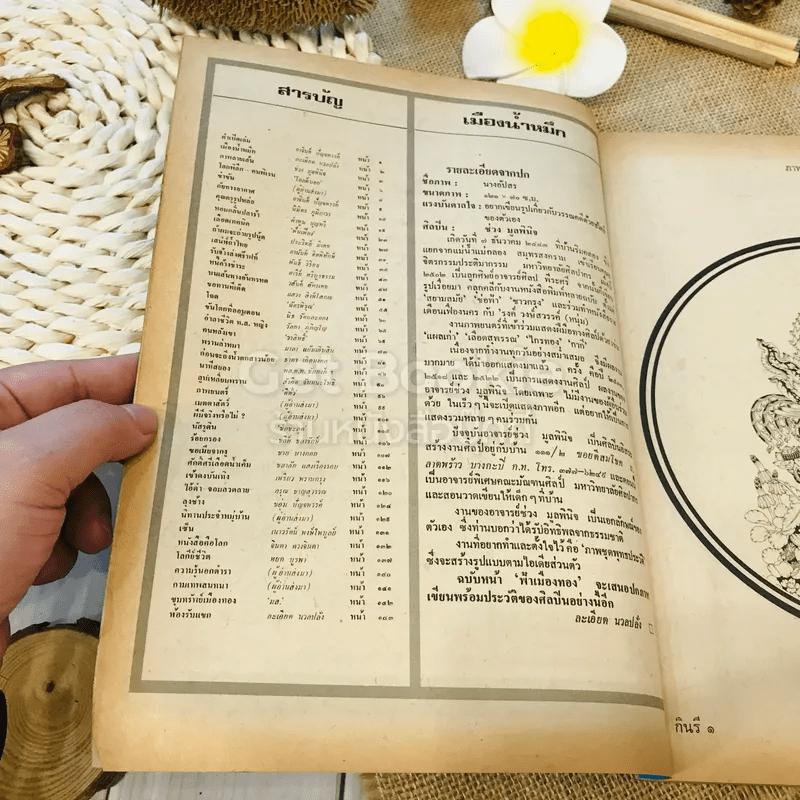 ฟ้าเมืองทอง ฉบับที่ 54 ก.ย.2523