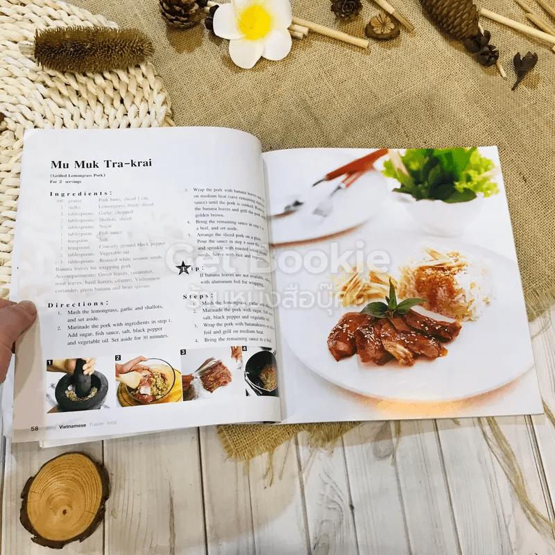 easy Vietnamese Fusion food