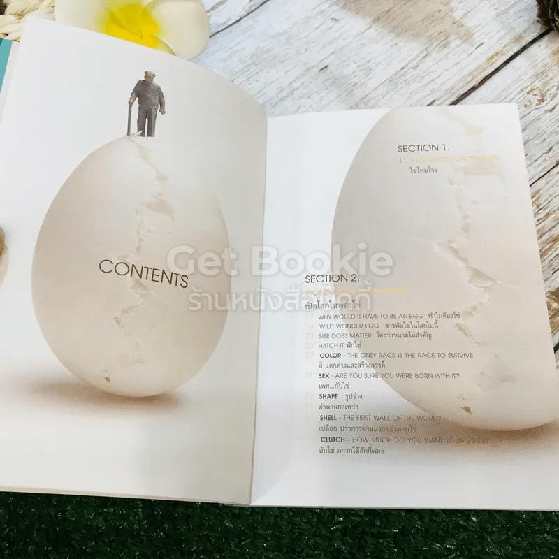EGG ไข่ สิ่งมหัศจรรย์ของโลก ทำไมต้องไข่
