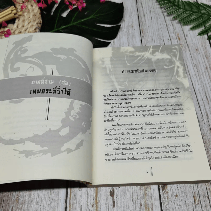 กระบี่อภิญญา 4 เล่มจบ