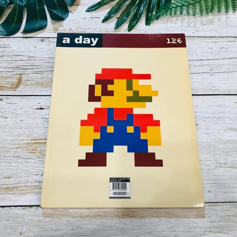 a day 126 Mario