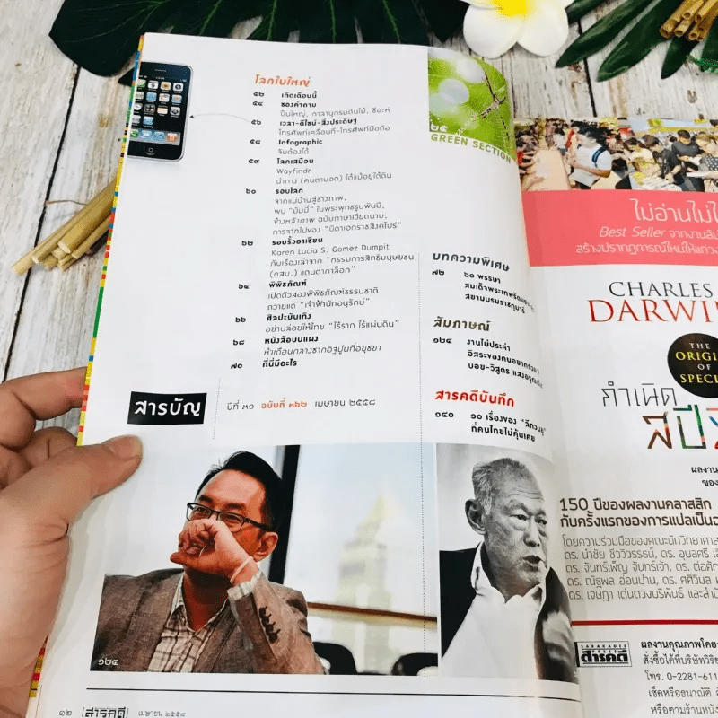Feature Magazine สารคดี ฉบับที่ 362 เม.ย.2558