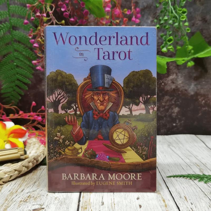 Wonderland in Tarot