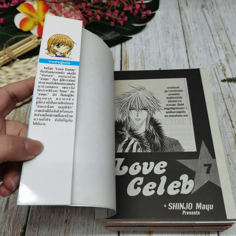 Love Celeb 7 เล่มจบ