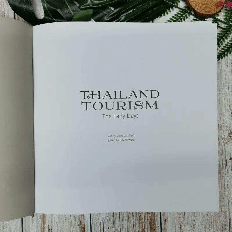 Thailand Tourism The Early Days