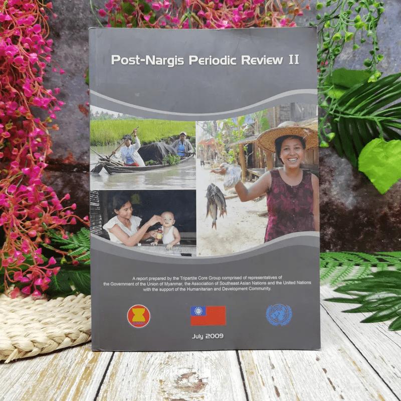 Post-Nargis Periodic Review II