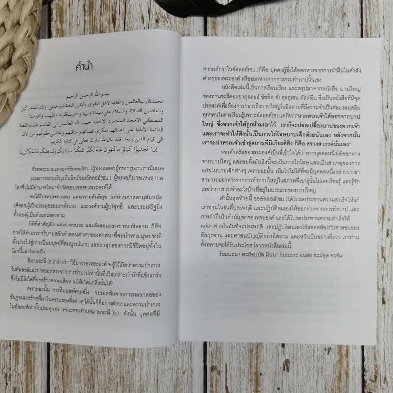 บาปใหญ่ เล่ม 1