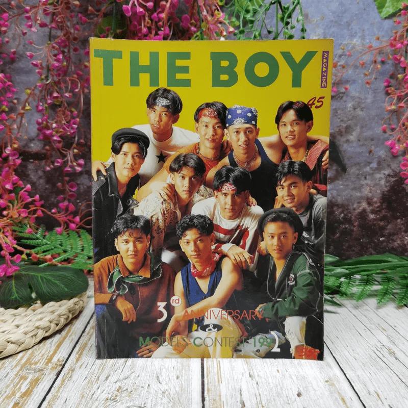 The Boy No.45