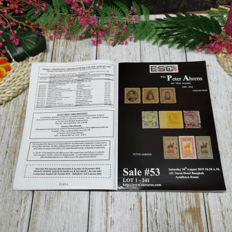 Stamps-Coins-Banknotes-Collectibles 10th&11th August 2019