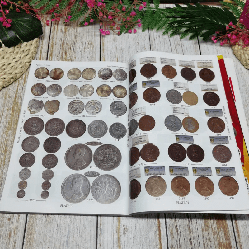 Stamps-Coins-Banknotes-Collectibles 6th&7th April 2019