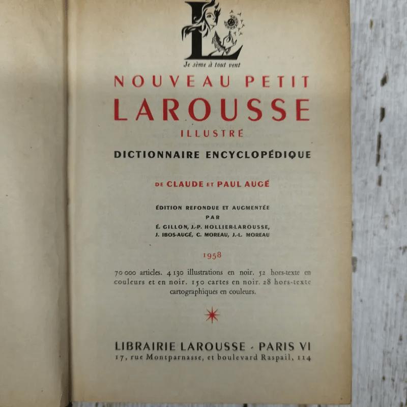 Larousse Illustre - Nouveau Petit