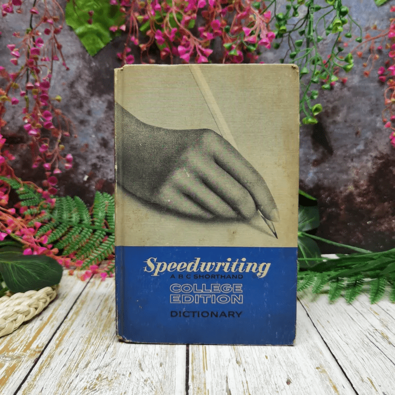 Speedwriting A B C Shorthand College Edition Dictionary