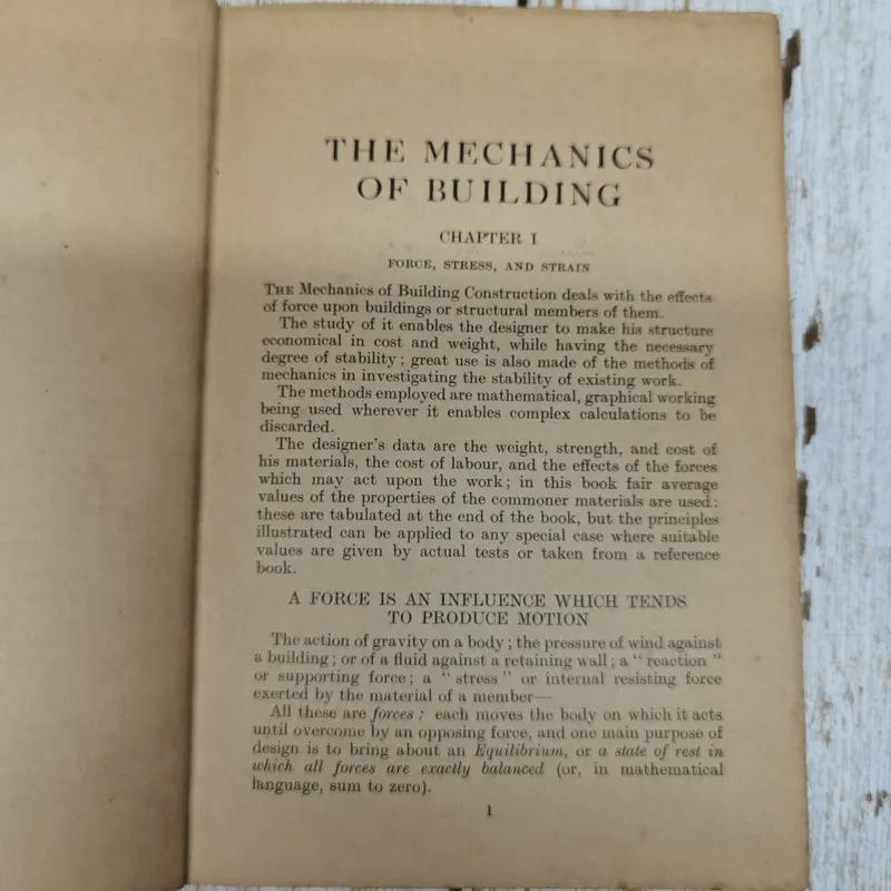 The Mechanics of Building - Turner