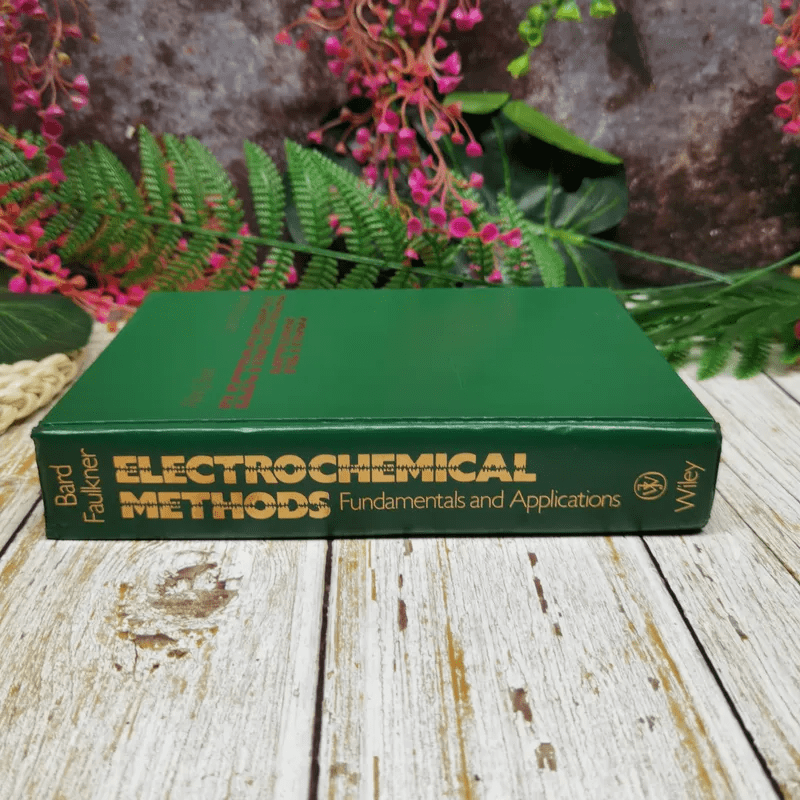 Electrochemical Methods Fundamentals and Applications