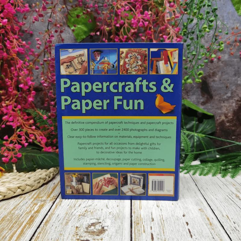 Papercrafts & Paper Fun