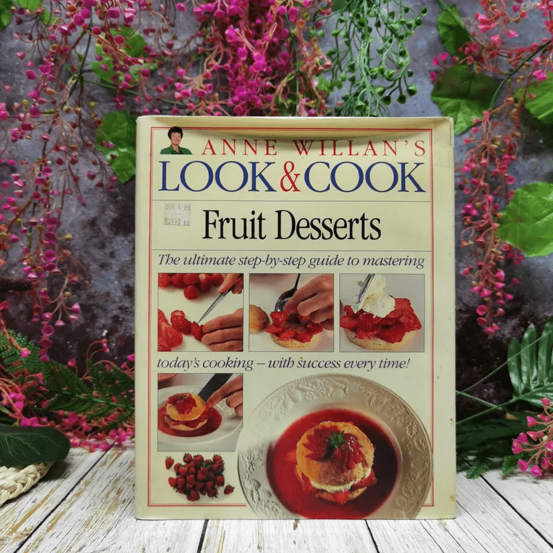 Look & Cook Fruit Desserts
