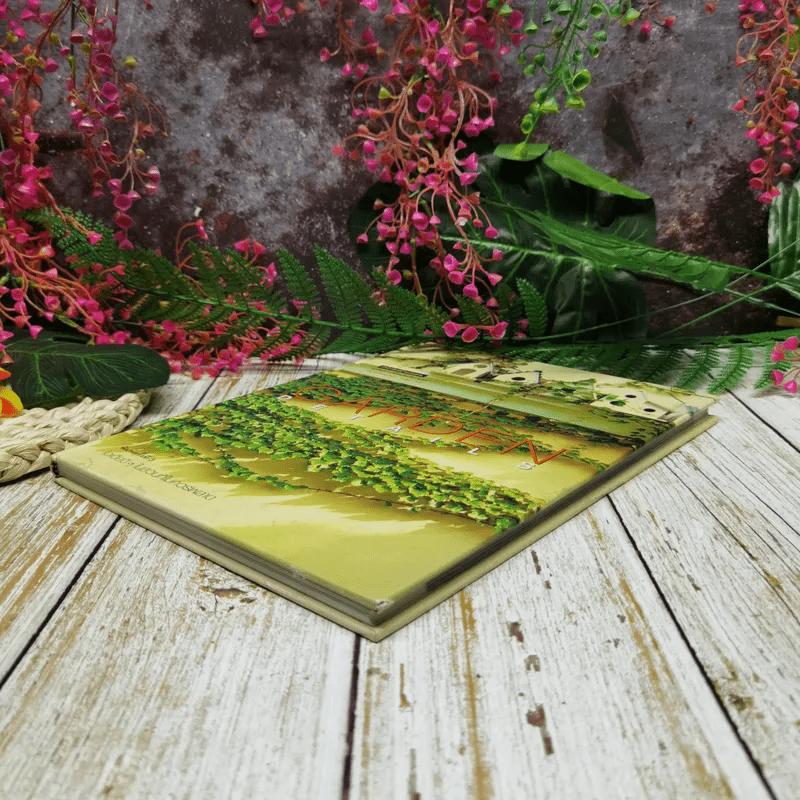 คู่มือการจัดและตกแต่ง สวนในบ้าน เล่ม 13 Garden Details  ไอเดียดีๆในสวนที่ไม่ควรพลาด