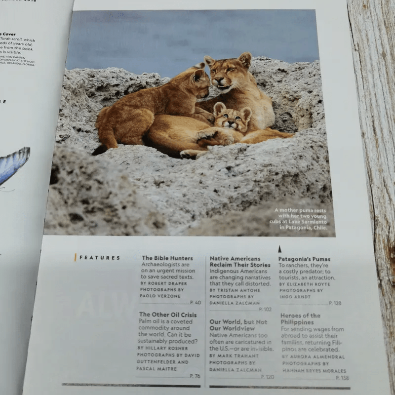 National Geographic 12.2018