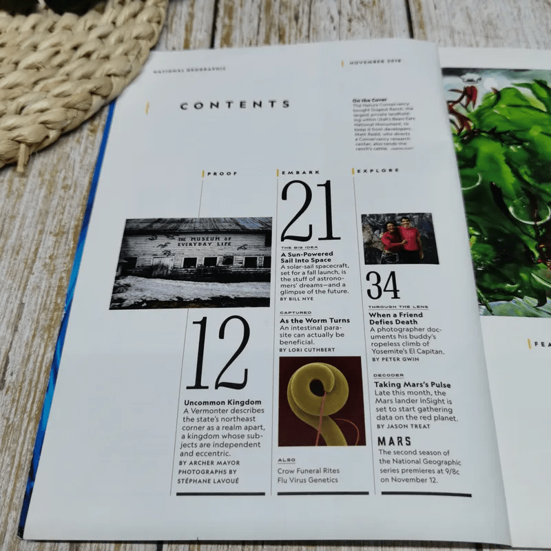 National Geographic 11.2018