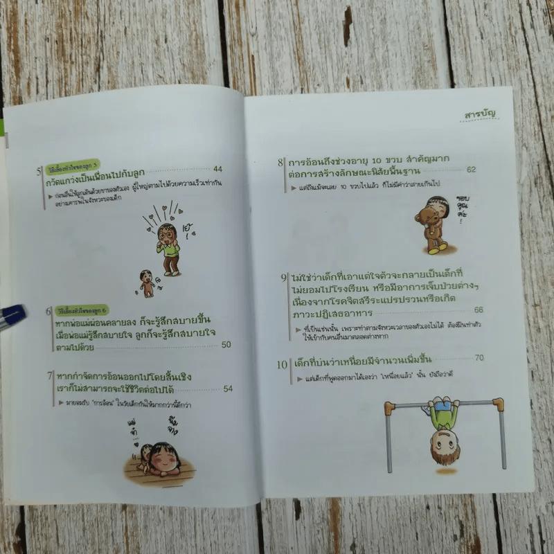 แนะนำวิธีเลี้ยงลูกแบบ Happy เล่ม 3