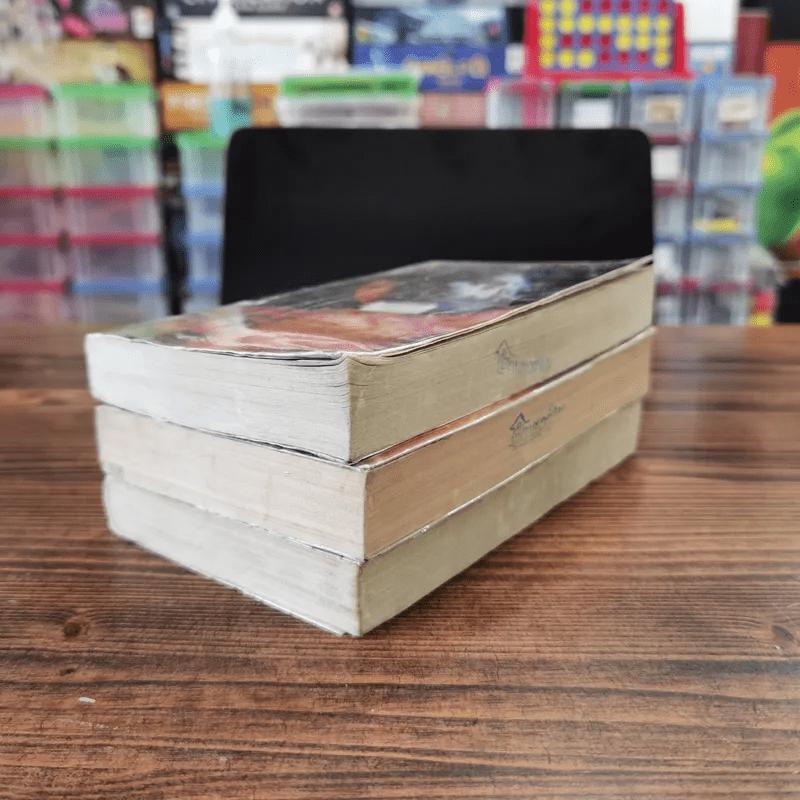 นิยายโรมานซ์ 3 เล่ม 100 บาท ชุดที่ 67