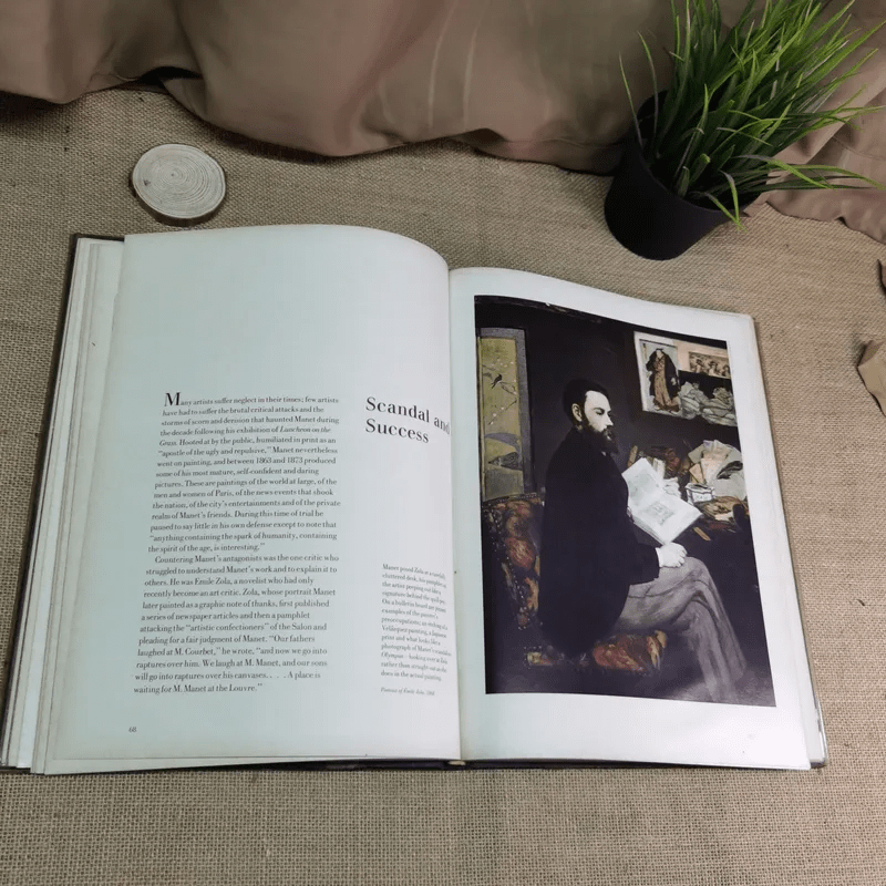 The World of Manet