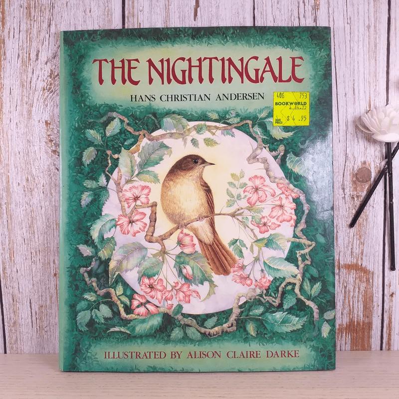 The Nightingale Hans Christian Andersen